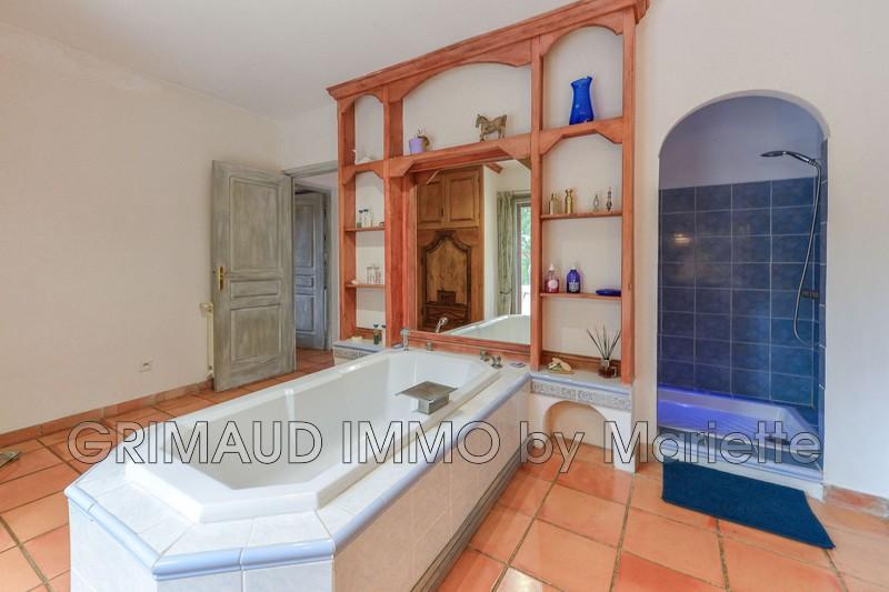 Photo n°15 - Vente Maison villa La Garde-Freinet 83680 - 1 210 000 €