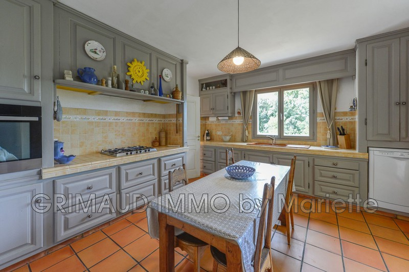 Photo n°4 - Vente Maison villa La Garde-Freinet 83680 - 840 000 €