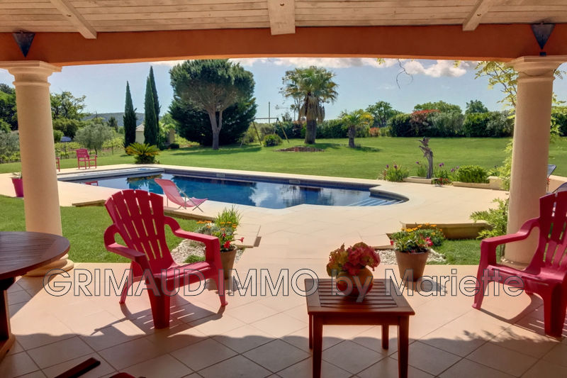Photo n°2 - Vente Maison villa La Garde-Freinet 83680 - 955 000 €