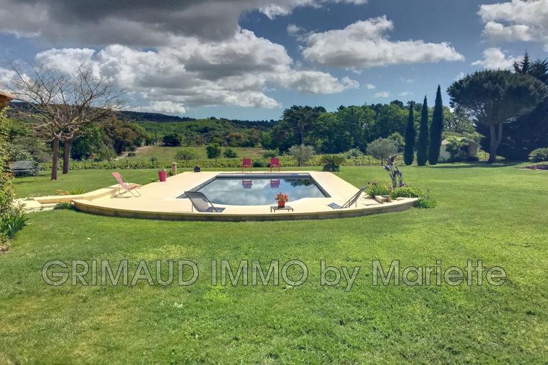 Photo n°9 - Vente Maison villa La Garde-Freinet 83680 - 955 000 €