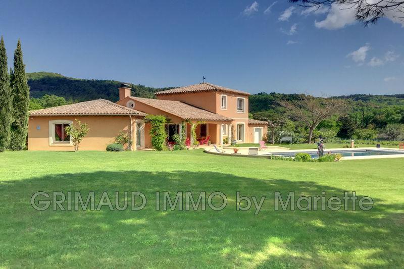 Photo n°4 - Vente Maison villa La Garde-Freinet 83680 - 955 000 €