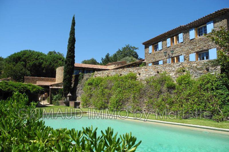 Photo n°1 - Vente Maison mas provençal La Garde-Freinet 83680 - 2 750 000 €