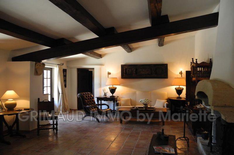 Photo n°4 - Vente Maison mas provençal La Garde-Freinet 83680 - 2 750 000 €
