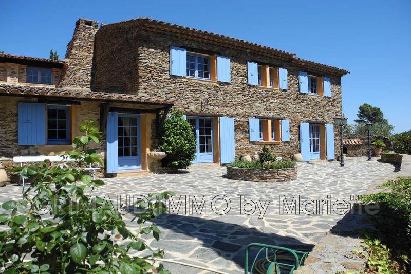 Photo n°2 - Vente Maison mas provençal La Garde-Freinet 83680 - 2 750 000 €
