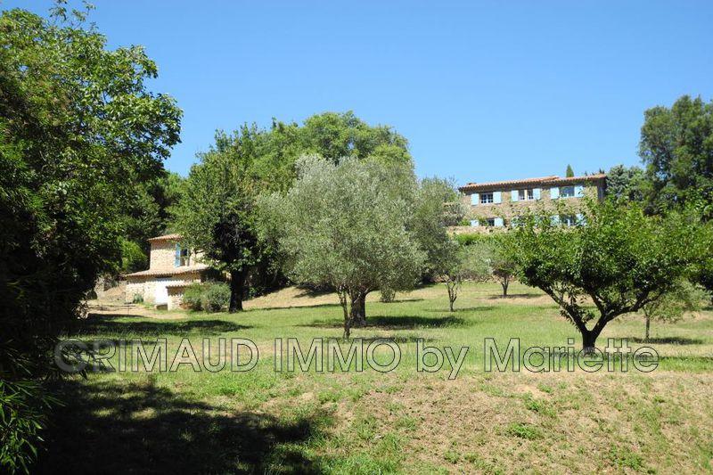 Photo n°9 - Vente Maison mas provençal La Garde-Freinet 83680 - 2 750 000 €