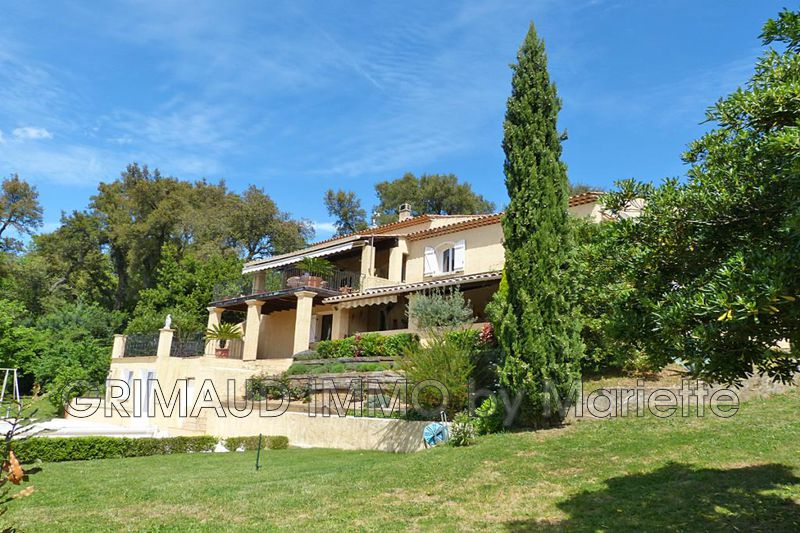 Photo n°1 - Vente Maison villa La Garde-Freinet 83680 - 895 000 €
