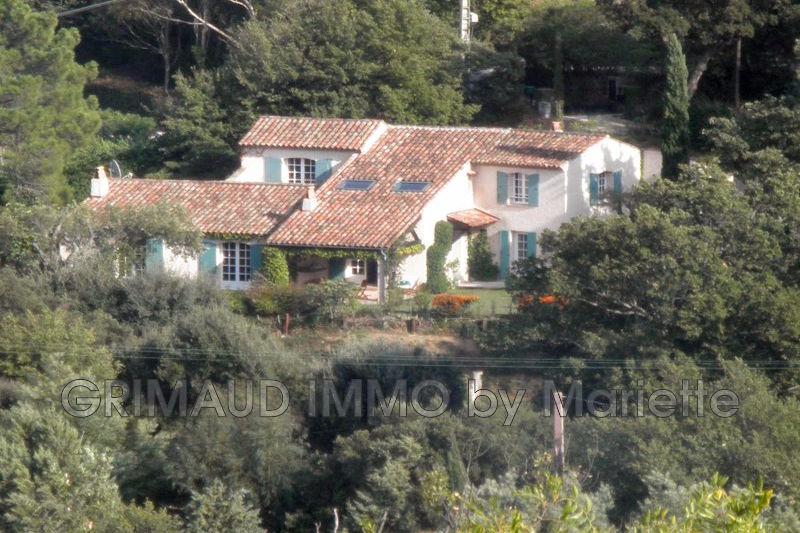 Photo n°2 - Vente Maison villa provençale Grimaud 83310 - 1 750 000 €