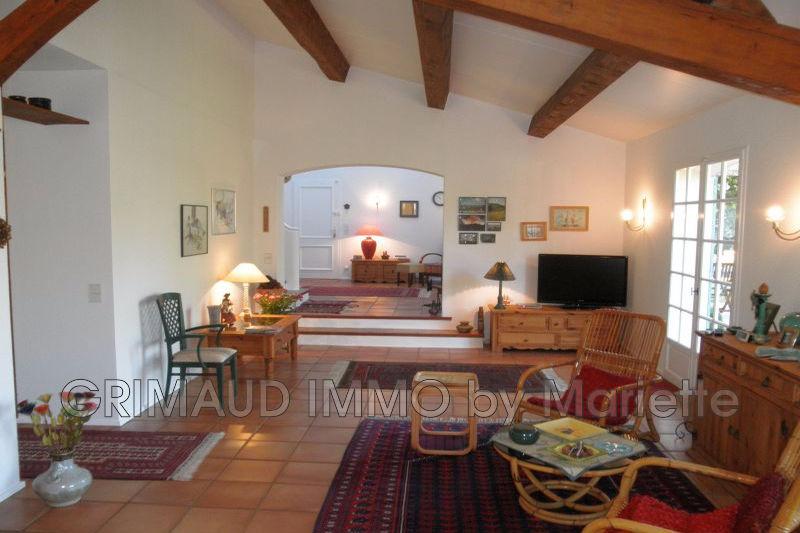 Photo n°11 - Vente Maison villa provençale Grimaud 83310 - 1 750 000 €