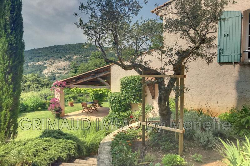 Photo n°9 - Vente Maison villa provençale Grimaud 83310 - 1 750 000 €