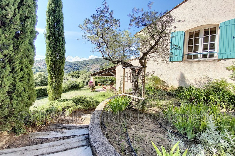 Photo n°7 - Vente Maison villa provençale Grimaud 83310 - 1 750 000 €