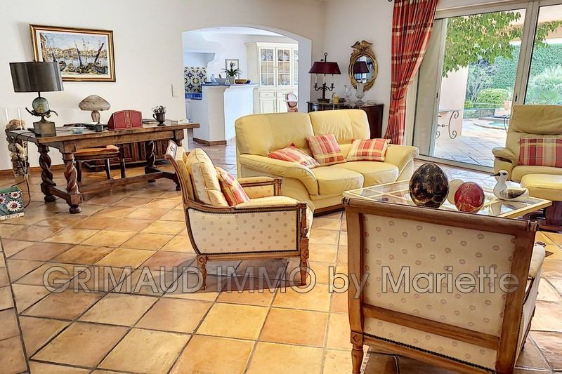 Photo n°10 - Vente Maison villa Sainte-Maxime 83120 - 1 275 000 €