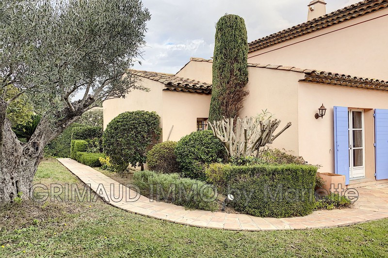 Photo n°4 - Vente Maison villa Sainte-Maxime 83120 - 1 275 000 €