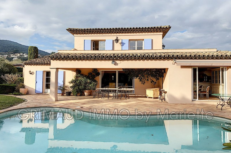 Photo n°2 - Vente Maison villa Sainte-Maxime 83120 - 1 275 000 €