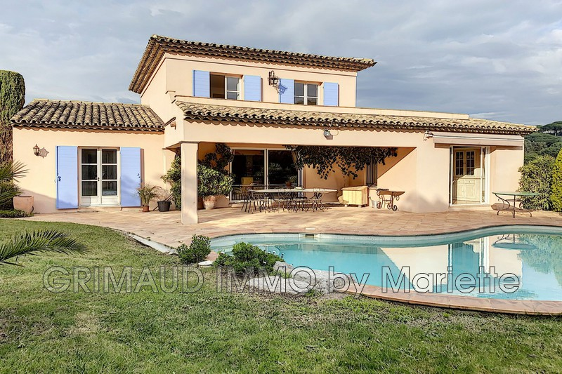 Photo n°1 - Vente Maison villa Sainte-Maxime 83120 - 1 275 000 €