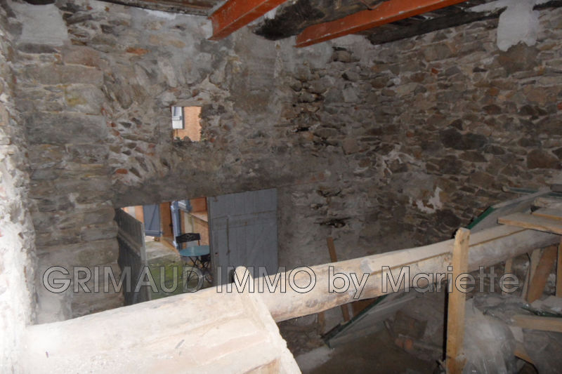 Photo n°6 - Vente maison en pierre Grimaud 83310 - 95 000 €