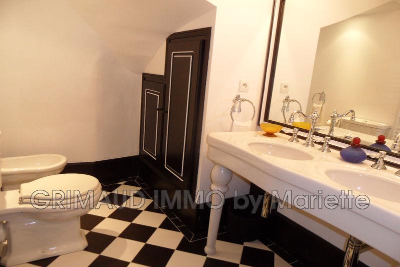 Photo n°12 - Vente maison de village Grimaud 83310 - 830 000 €