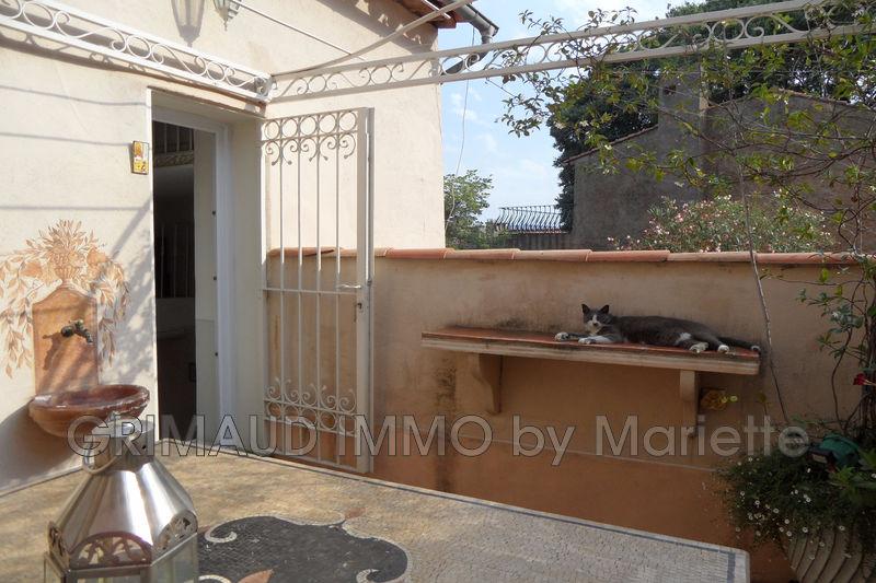 Photo n°5 - Vente maison de village Grimaud 83310 - 830 000 €