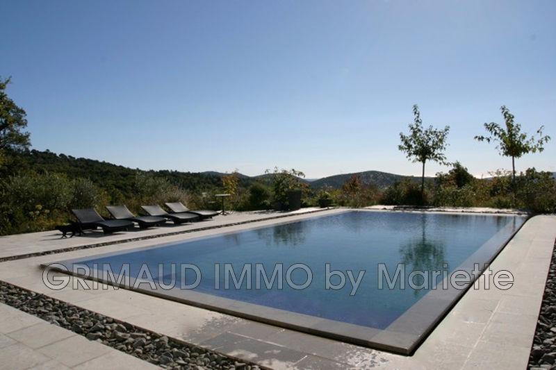 Photo n°9 - Vente Maison villa La Garde-Freinet 83680 - 1 495 000 €
