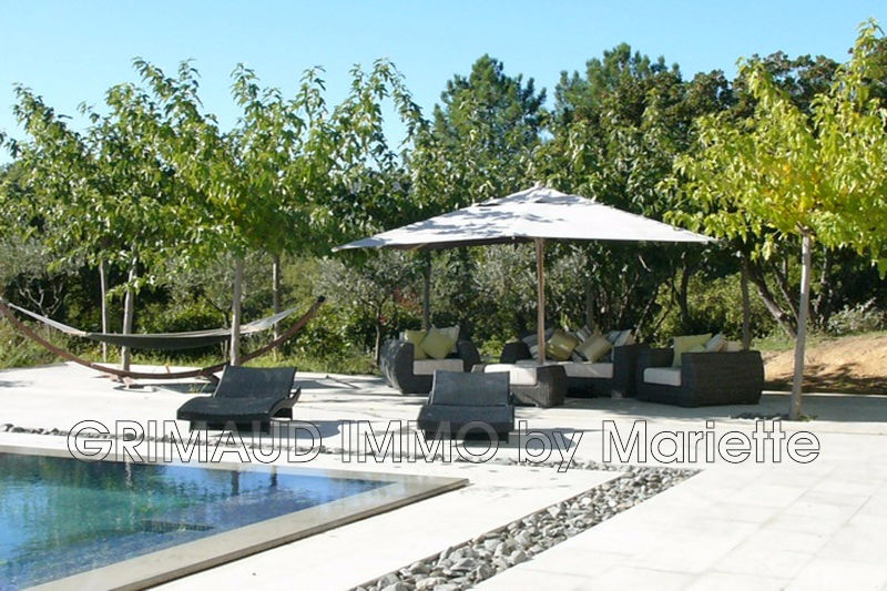 Photo n°11 - Vente Maison villa La Garde-Freinet 83680 - 1 495 000 €