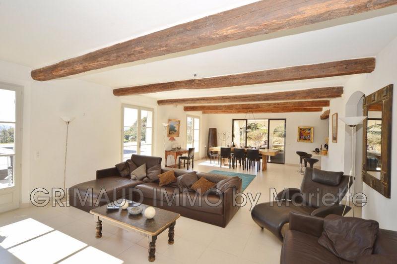 Photo n°5 - Vente Maison villa La Garde-Freinet 83680 - 1 495 000 €