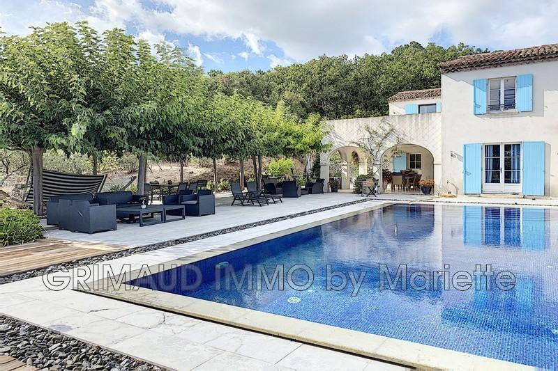 Photo n°3 - Vente Maison villa La Garde-Freinet 83680 - 1 495 000 €