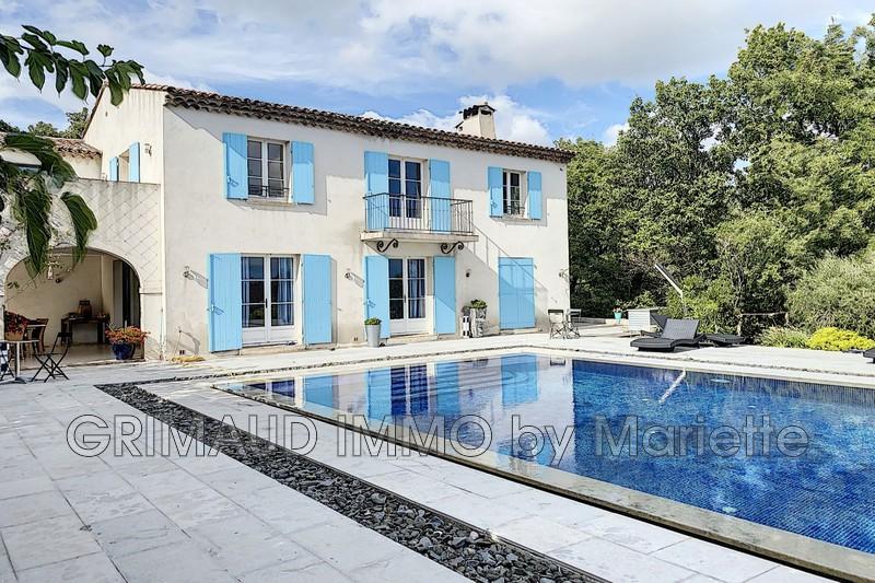 Photo n°2 - Vente Maison villa La Garde-Freinet 83680 - 1 495 000 €