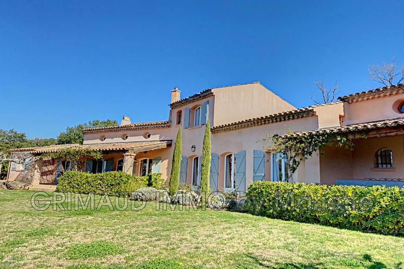 Photo n°4 - Vente Maison villa La Garde-Freinet 83680 - 2 495 000 €