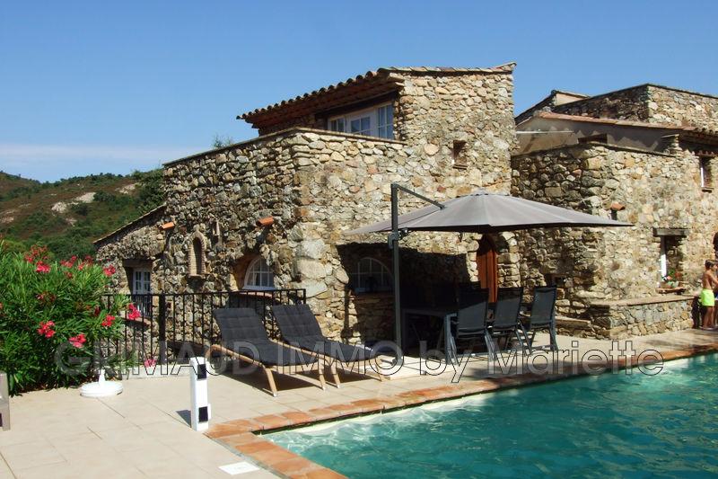 Photo n°5 - Vente maison de campagne Le Plan-de-la-Tour 83120 - 399 500 €