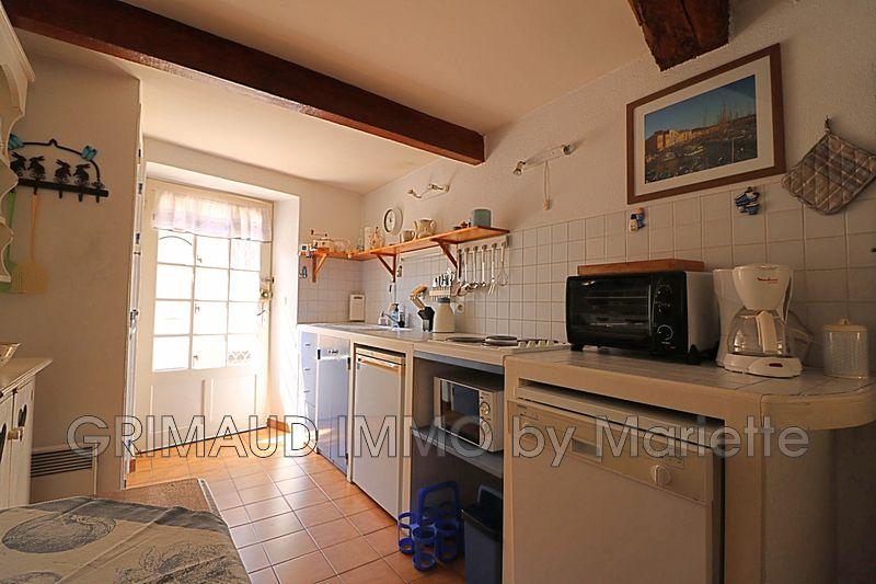 Photo n°5 - Vente maison de village Grimaud 83310 - 530 000 €