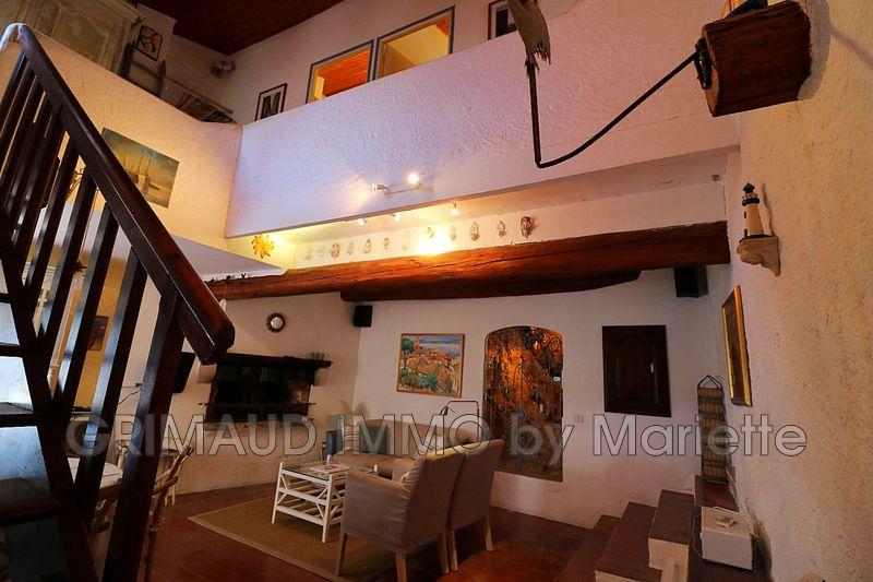 Photo n°4 - Vente maison de village Grimaud 83310 - 530 000 €