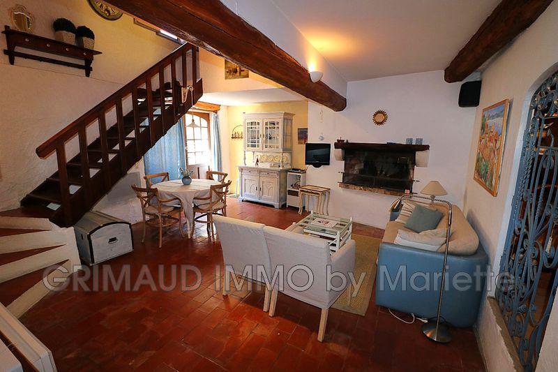 Photo n°3 - Vente maison de village Grimaud 83310 - 530 000 €