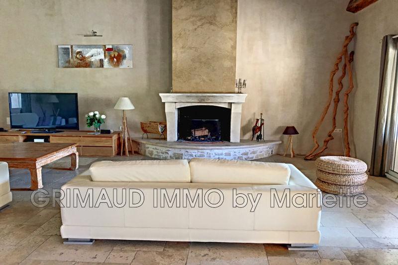 Photo n°5 - Sale House nature villa Grimaud 83310 - 1 750 000 €
