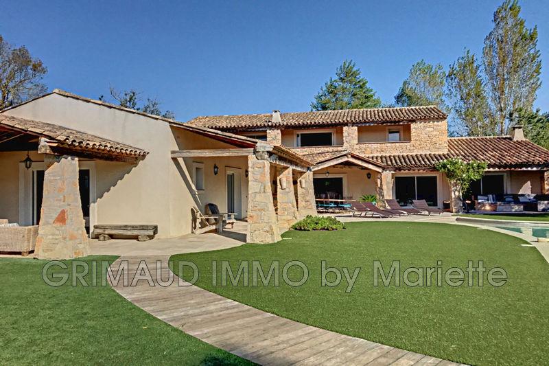 Photo n°6 - Sale House nature villa Grimaud 83310 - 1 750 000 €