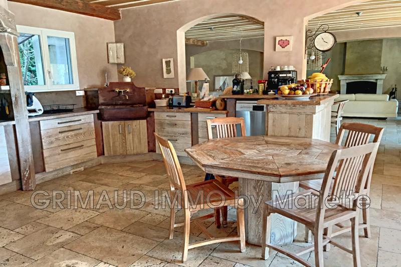 Photo n°7 - Sale House nature villa Grimaud 83310 - 1 750 000 €
