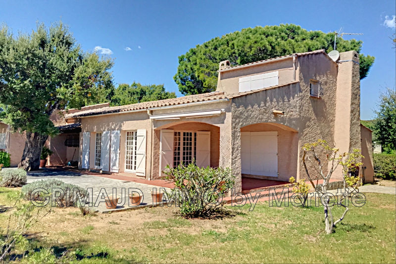 Photo n°2 - Vente Maison villa provençale Grimaud 83310 - 895 000 €