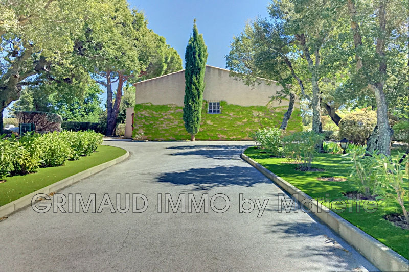 Photo n°4 - Vente Maison villa provençale Grimaud 83310 - 895 000 €