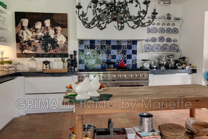 Photo n°11 - Vente Maison villa Cogolin 83310 - 1 325 000 €