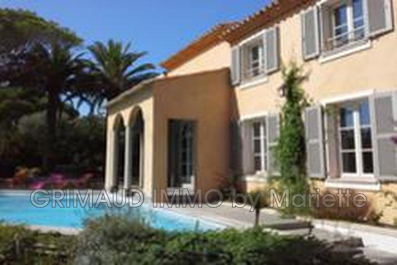 Photo n°1 - Vente Maison villa Les Issambres 83380 - 995 000 €