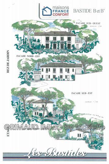 Photo n°2 - Vente Maison bastide Les Issambres 83380 - 427 000 €