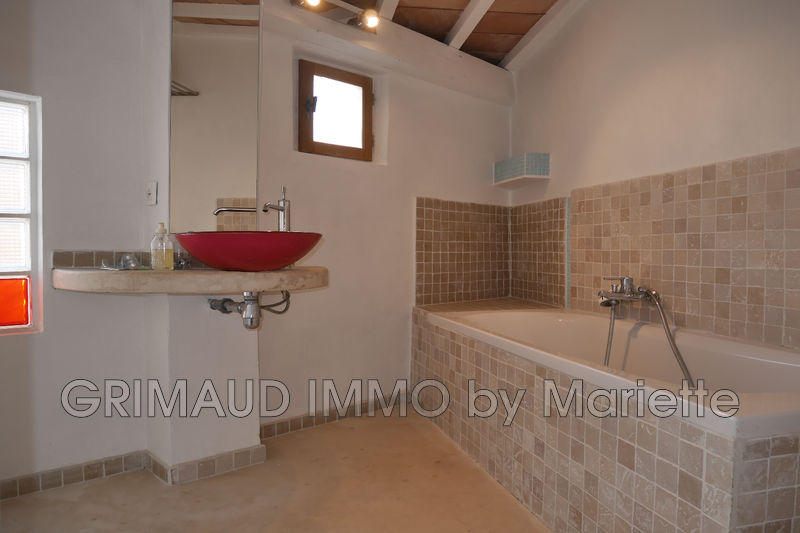 Photo n°6 - Vente maison de village La Garde-Freinet 83680 - 375 000 €