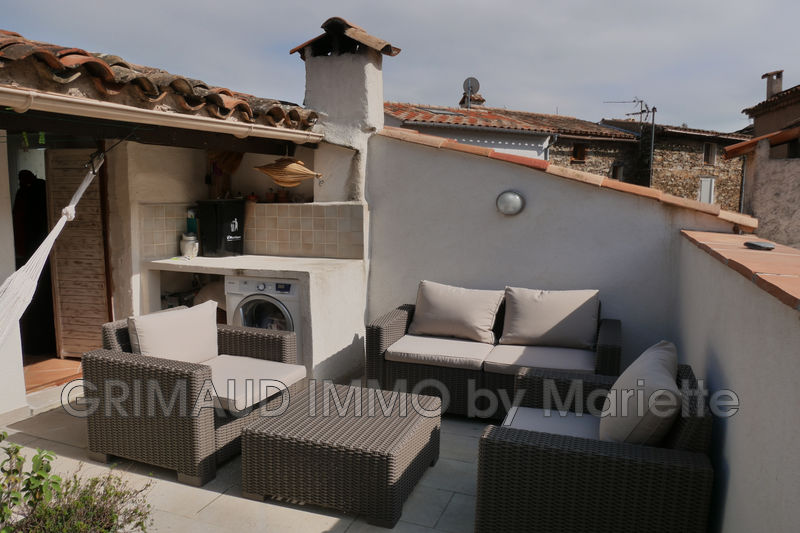 Photo n°1 - Vente maison de village La Garde-Freinet 83680 - 375 000 €