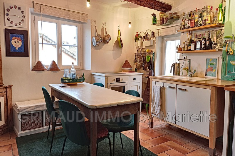 Photo n°3 - Vente maison de village La Garde-Freinet 83680 - 375 000 €