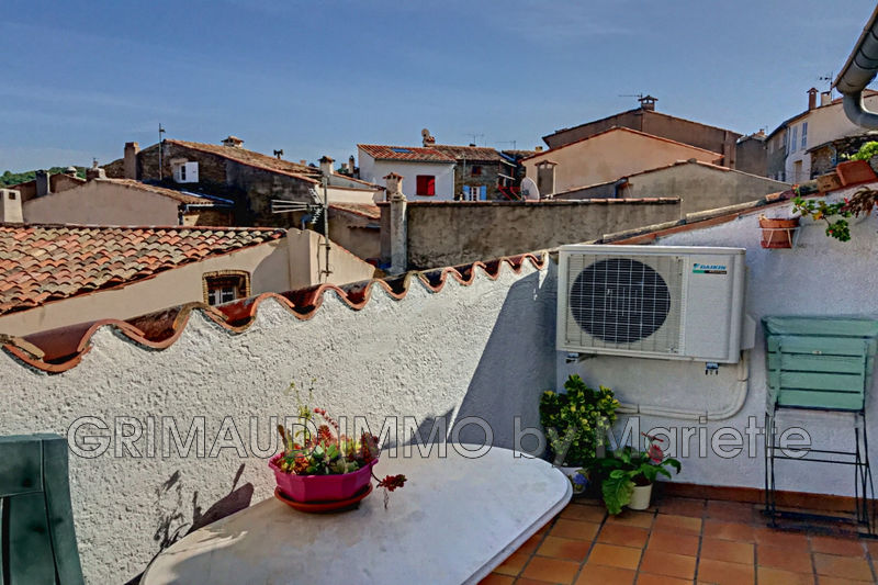 Photo n°2 - Vente maison de village La Garde-Freinet 83680 - 249 000 €
