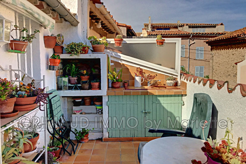Photo n°3 - Vente maison de village La Garde-Freinet 83680 - 249 000 €