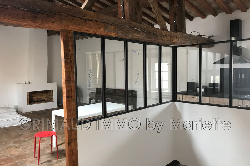 Photo n°2 - Vente maison de village La Garde-Freinet 83680 - 380 000 €