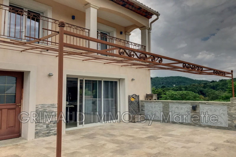 Photo n°1 - Vente maison de village La Garde-Freinet 83680 - 685 000 €