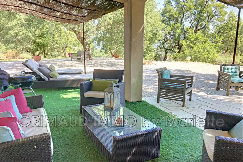 Photo n°3 - Vente Maison villa provençale Le Plan-de-la-Tour 83120 - 789 000 €