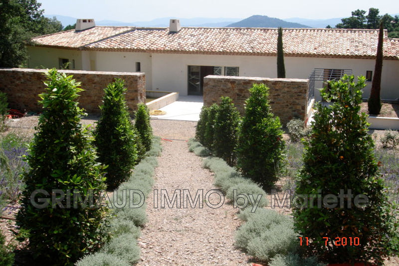 Photo n°3 - Vente Maison villa La Garde-Freinet 83680 - 2 390 000 €