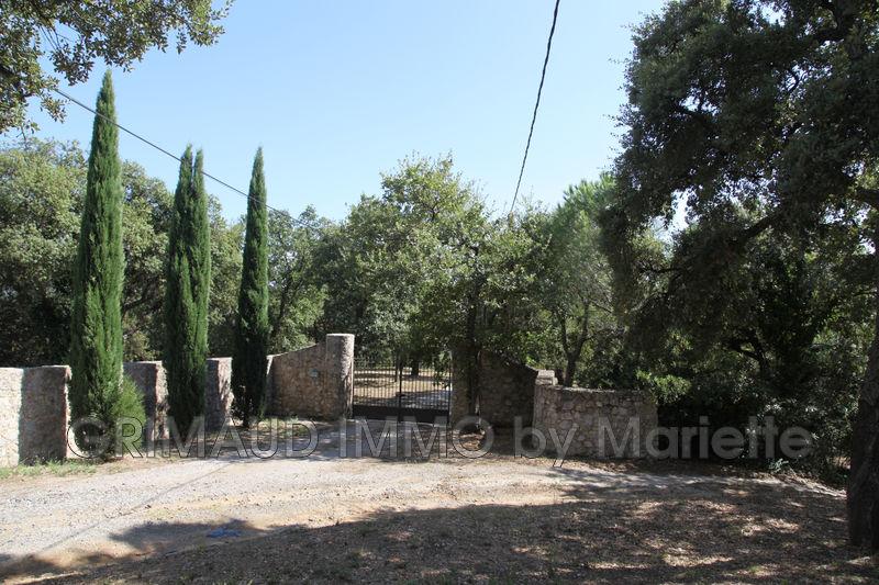 Photo n°11 - Vente Maison villa provençale La Garde-Freinet 83680 - 1 070 000 €