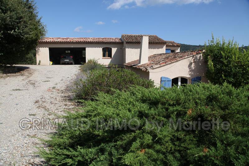 Photo n°8 - Vente Maison villa provençale La Garde-Freinet 83680 - 1 070 000 €